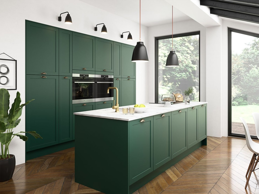 Kitchen Cabinet & Furniture Painting (1) 25th June'20