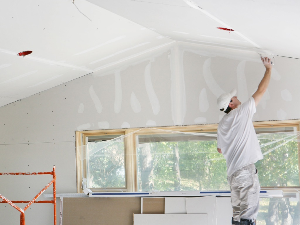 Sheetrock Drywall Repair-1(1) 25th June'20