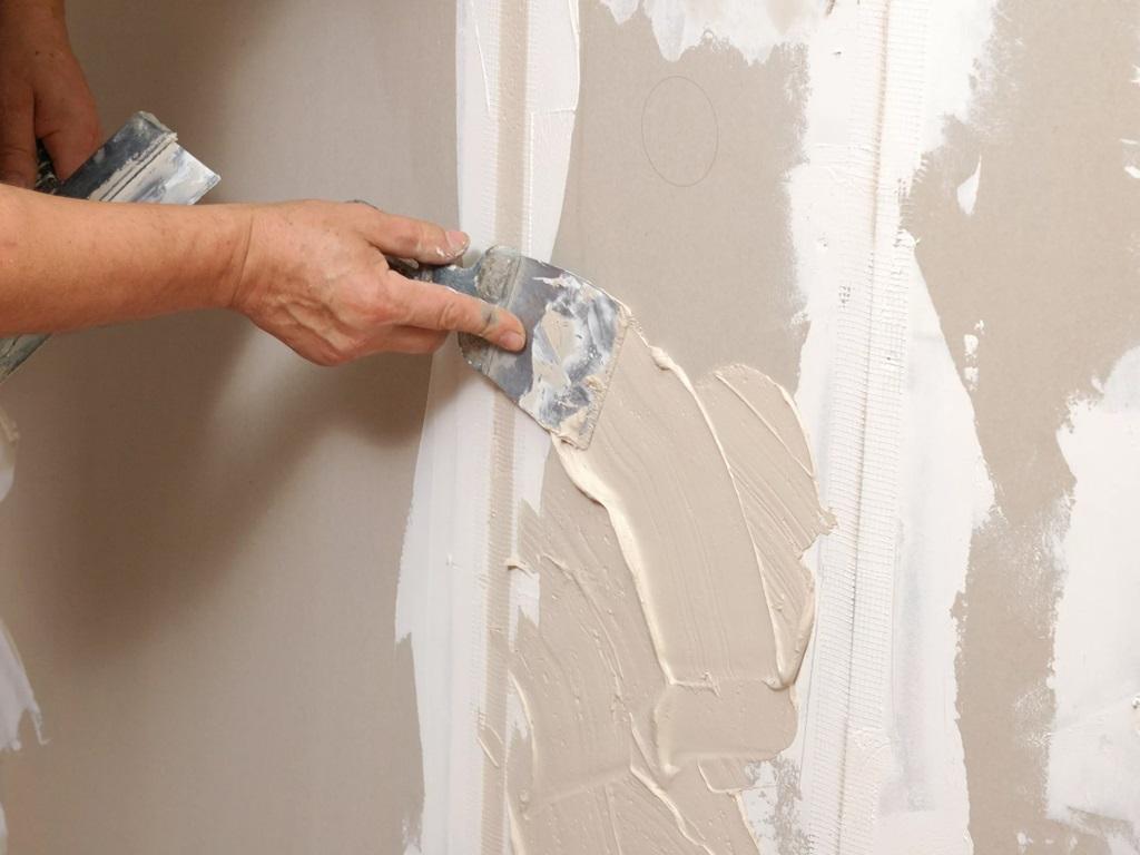 Sheetrock Drywall Repair 25th June'20