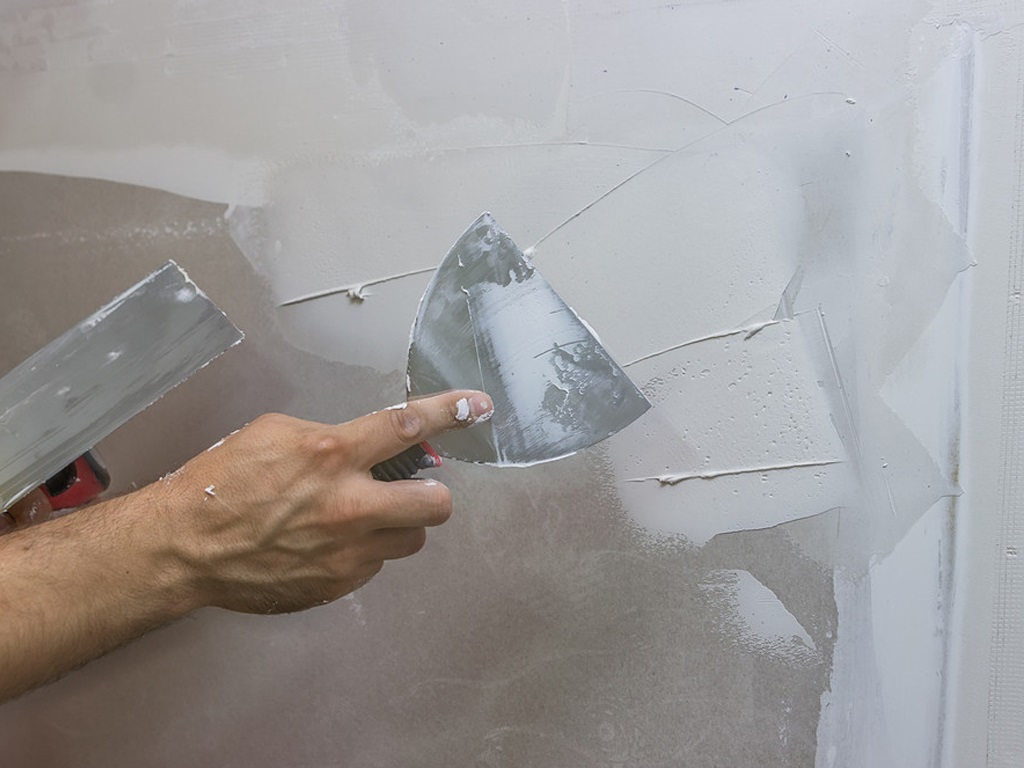 Skim Coating & Plastering-1 25th June'20