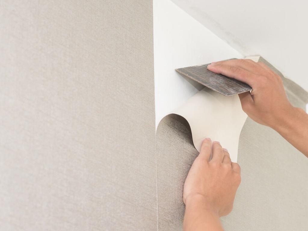 Wallpaper Installation 25th June'20