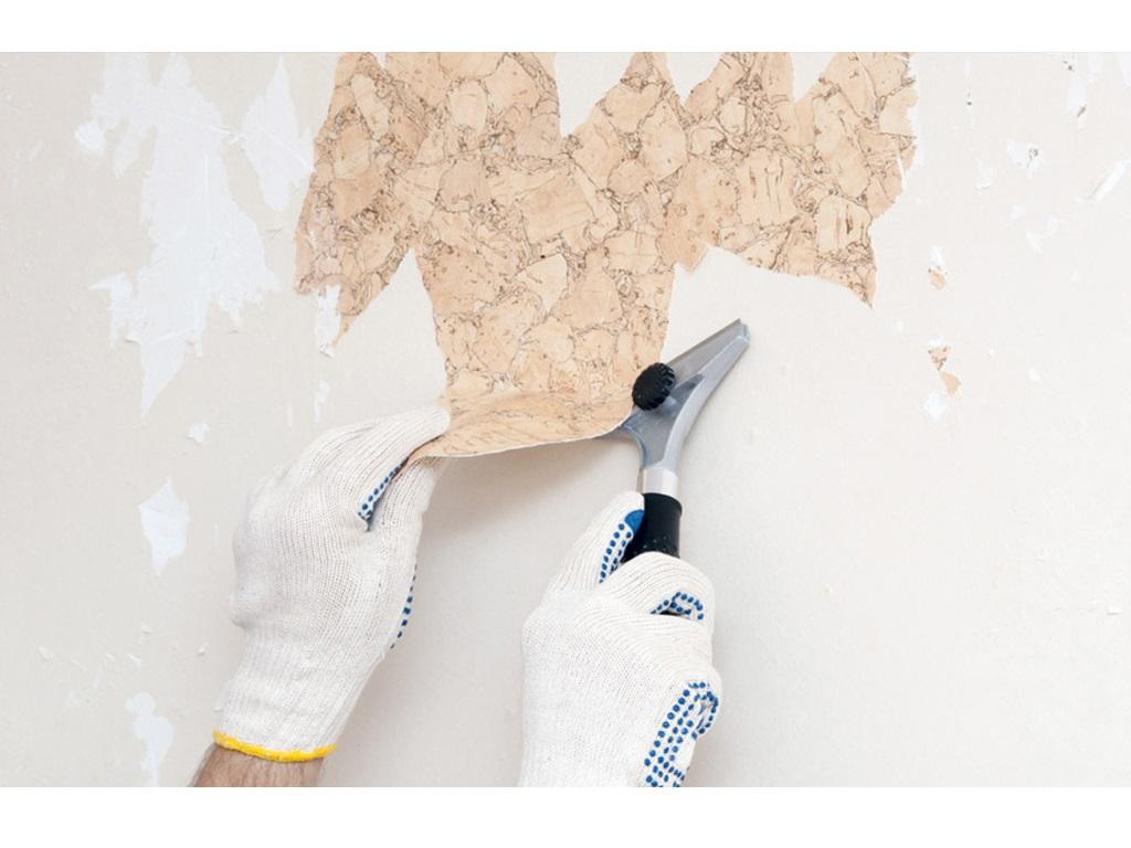 Wallpaper Removal-1 25th June'20