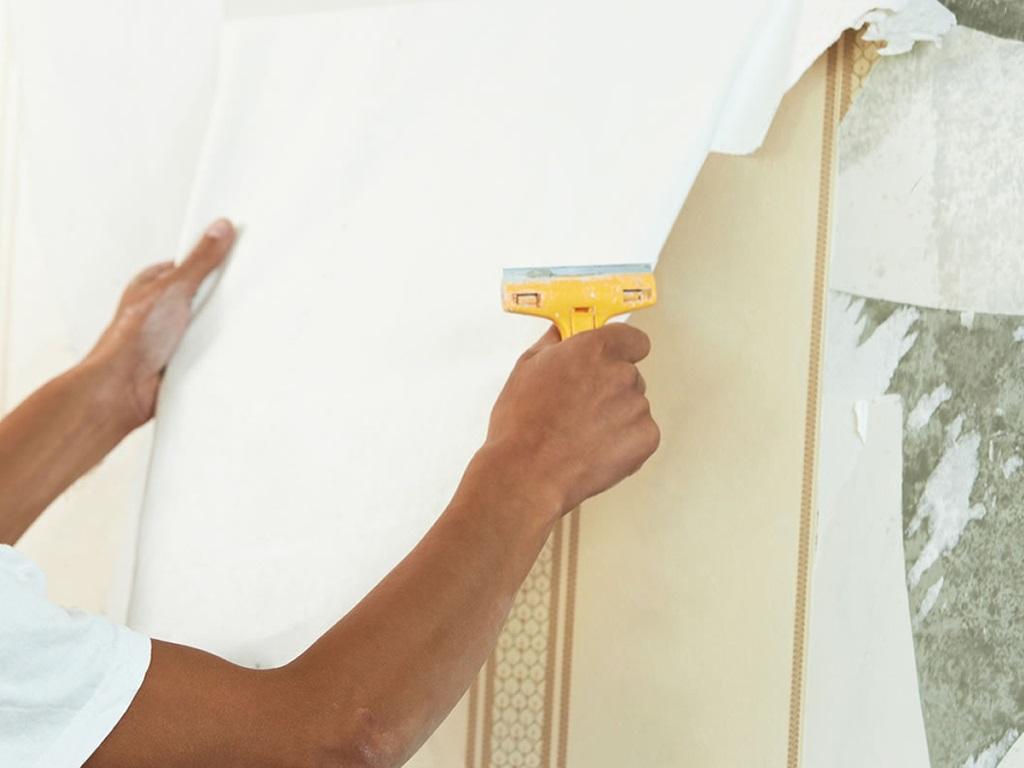 Wallpaper Removal-2 25th June'20