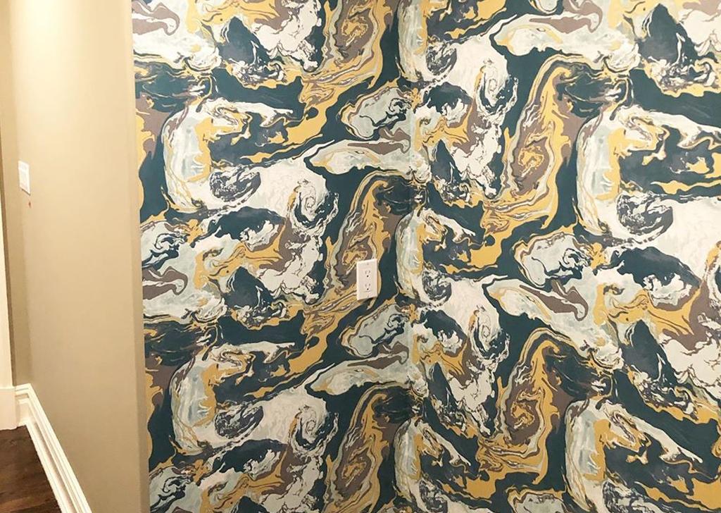 Wallpaper Installation- (3)