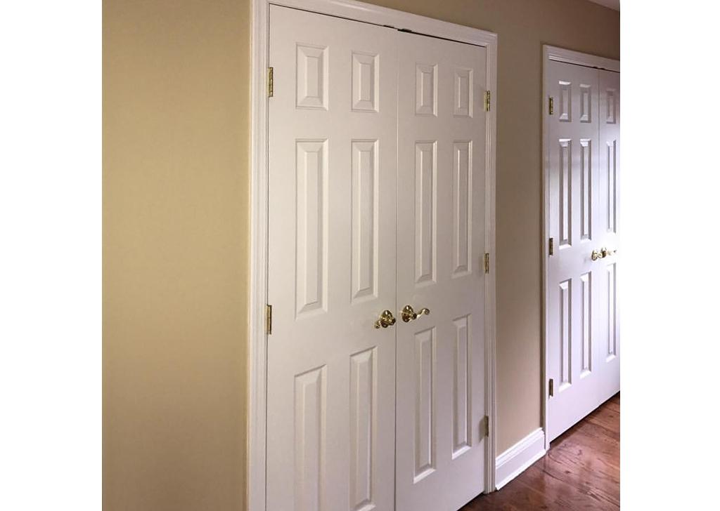 Interior Painting- (closet)