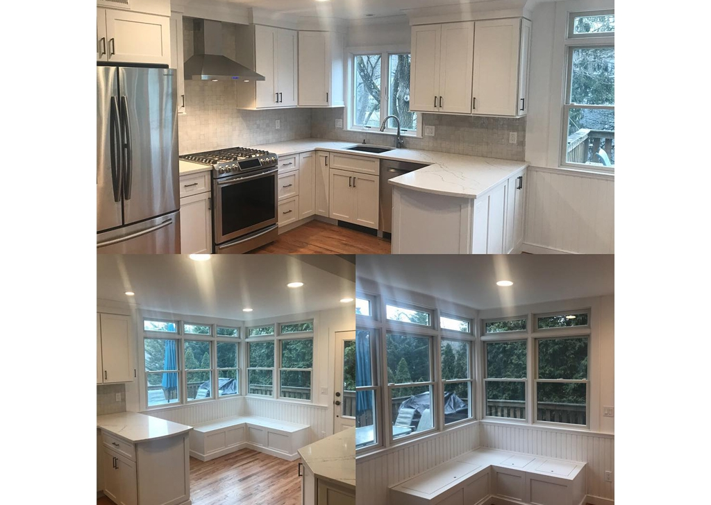 Kitchen Cabinet & Furniture Painting