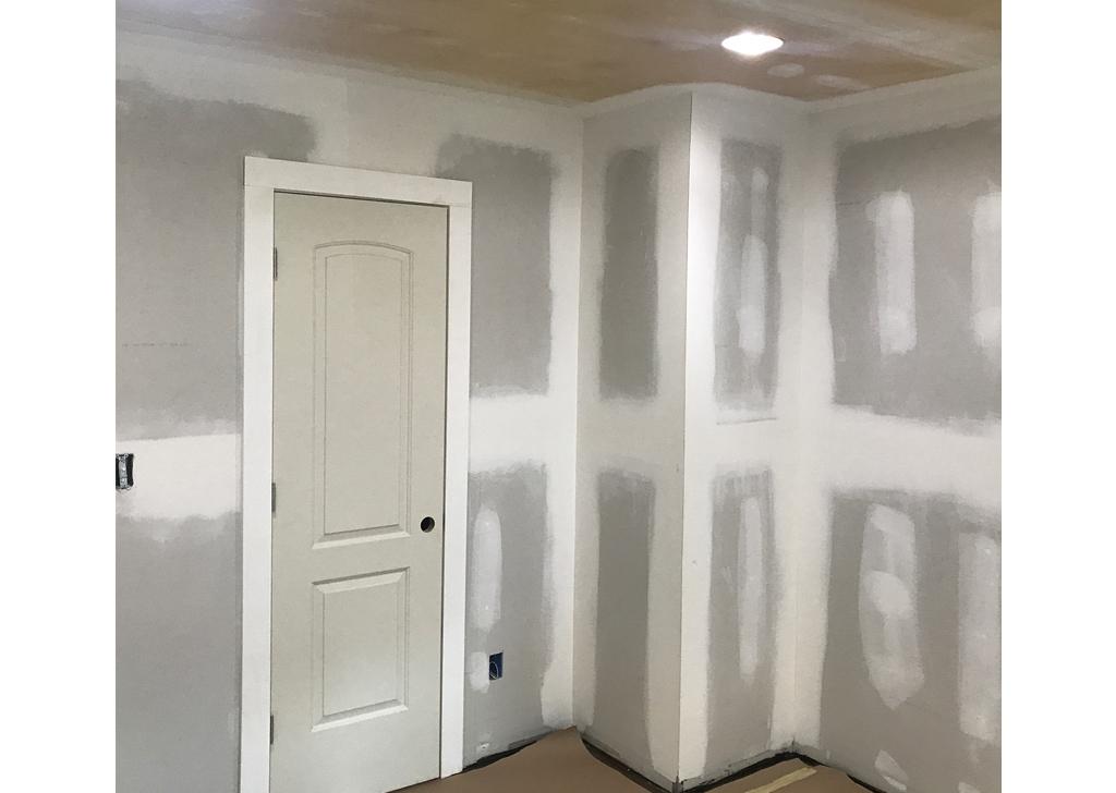 Sheetrock Drywall Repair- (1)